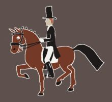 Dressage Pony T-Shirt (Passage) by Equinspire