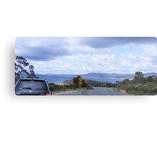 Great Lakes, central Tasmania. Metal Print