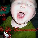 Fa La La! by Rebecca Bryson