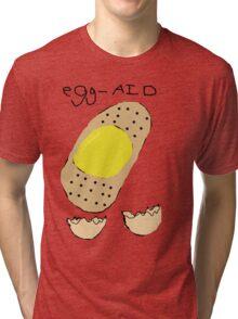 egg-Aid Tri-blend T-Shirt