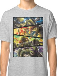 TMNT - Turtle Power Classic T-Shirt