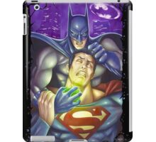 Batman vs Superman iPad Case/Skin