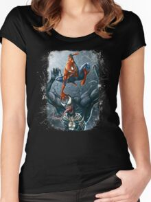 Spidey Games Women's Fitted Scoop T-Shirt