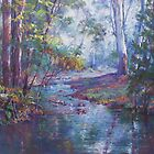 'Morning Waters, Healesville' by Helen Miles
