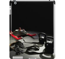 Sport Training Equipment For Serious Athletes iPad Case/Skin