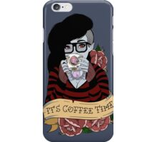 It's Coffee Time (Marceline) iPhone Case/Skin