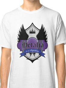 Hetalia is so DISGUSTING Classic T-Shirt