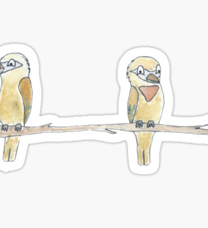Australian Kookaburra's Sticker