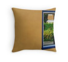Subiaco Window Throw Pillow