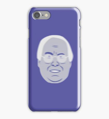 Pierce Hologram - Community - Chevy Chase iPhone Case/Skin