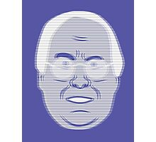 Pierce Hologram - Community - Chevy Chase Photographic Print