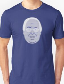 Pierce Hologram - Community - Chevy Chase T-Shirt