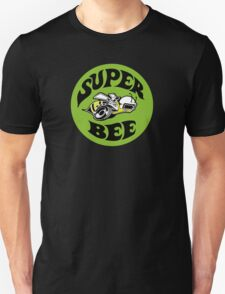 Superbee (green background) T-Shirt