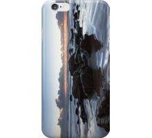 Smooth sunrise iPhone Case/Skin