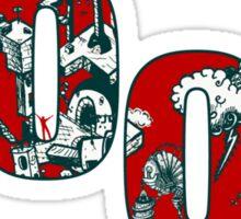 2009 inkie_1 Sticker