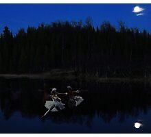 Moon Dancers Photographic Print