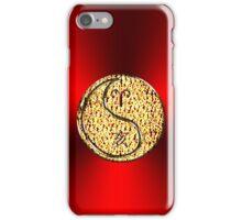 Aries & Boar Yin Fire iPhone Case/Skin