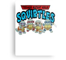 Teenage mutant ninja squirtles Metal Print