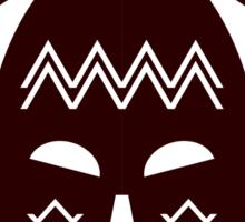 African king Sticker