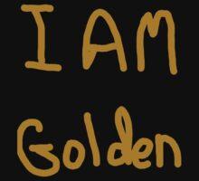 I am Golden by Vonnie Murfin