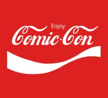 Enjoy Comic Con Kids Clothes