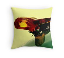 Admire... but don't touch... Throw Pillow
