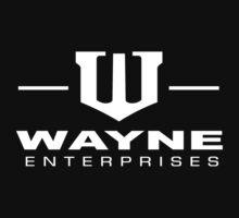 bruce wayne enterprises gotham by Luted1978