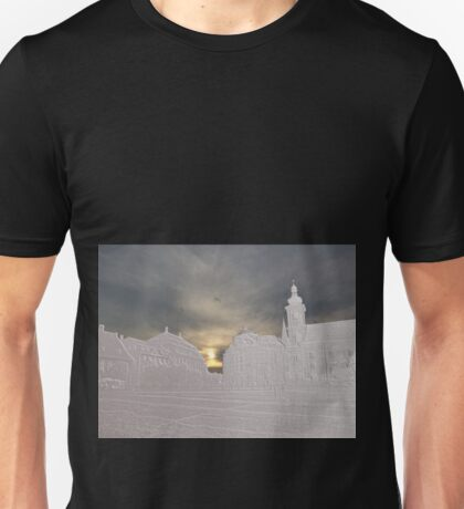 Sibiu Down town Unisex T-Shirt