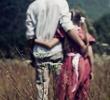 father and daughter by Joana Kruse