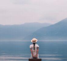 I wait for you by Joana Kruse