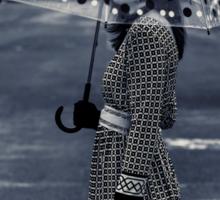 umbrella Sticker