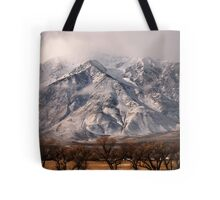 Just Above The Tree Tops Tote Bag