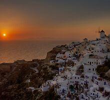 Santorini by Joana Kruse