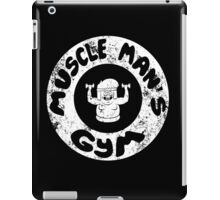 Muscle Man's Gym iPad Case/Skin