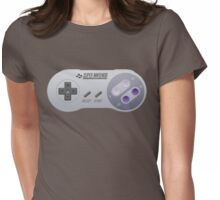 Super Nintendo Controller - That's It Womens Fitted T-Shirt