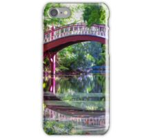Crim Dell Bridge William and Mary iPhone Case/Skin