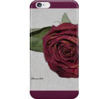 Each Phase of Life ~ a Unique Beauty iPhone Case/Skin