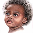 African Child by Nicole Zeug