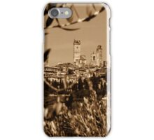 San Gimignano iPhone Case/Skin