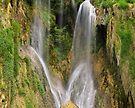 Glandieu waterfall by Patrick Morand