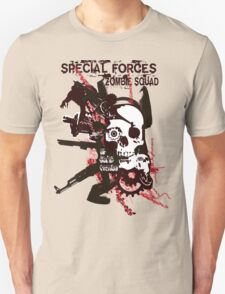 Special Forces Zombie Squad T-Shirt