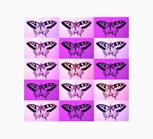 Pink and Purple butterflies Unisex T-Shirt