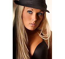 Holley Black Combo Photographic Print
