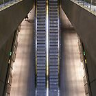 Kopenhagen subway station (2) by PeterBusser