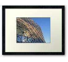 Birmingham Library, England Framed Print