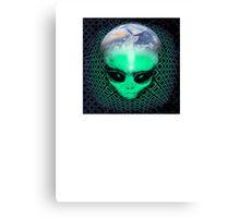 aliens 1 Canvas Print