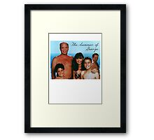 The Summer of George Framed Print