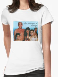 The Summer of George Womens Fitted T-Shirt