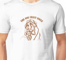 Scar, the Crazy Uncle Unisex T-Shirt