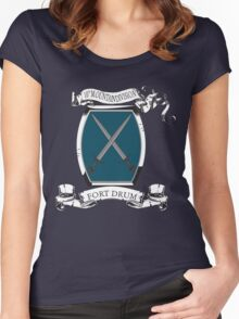 10th Mountain Division Women's Fitted Scoop T-Shirt